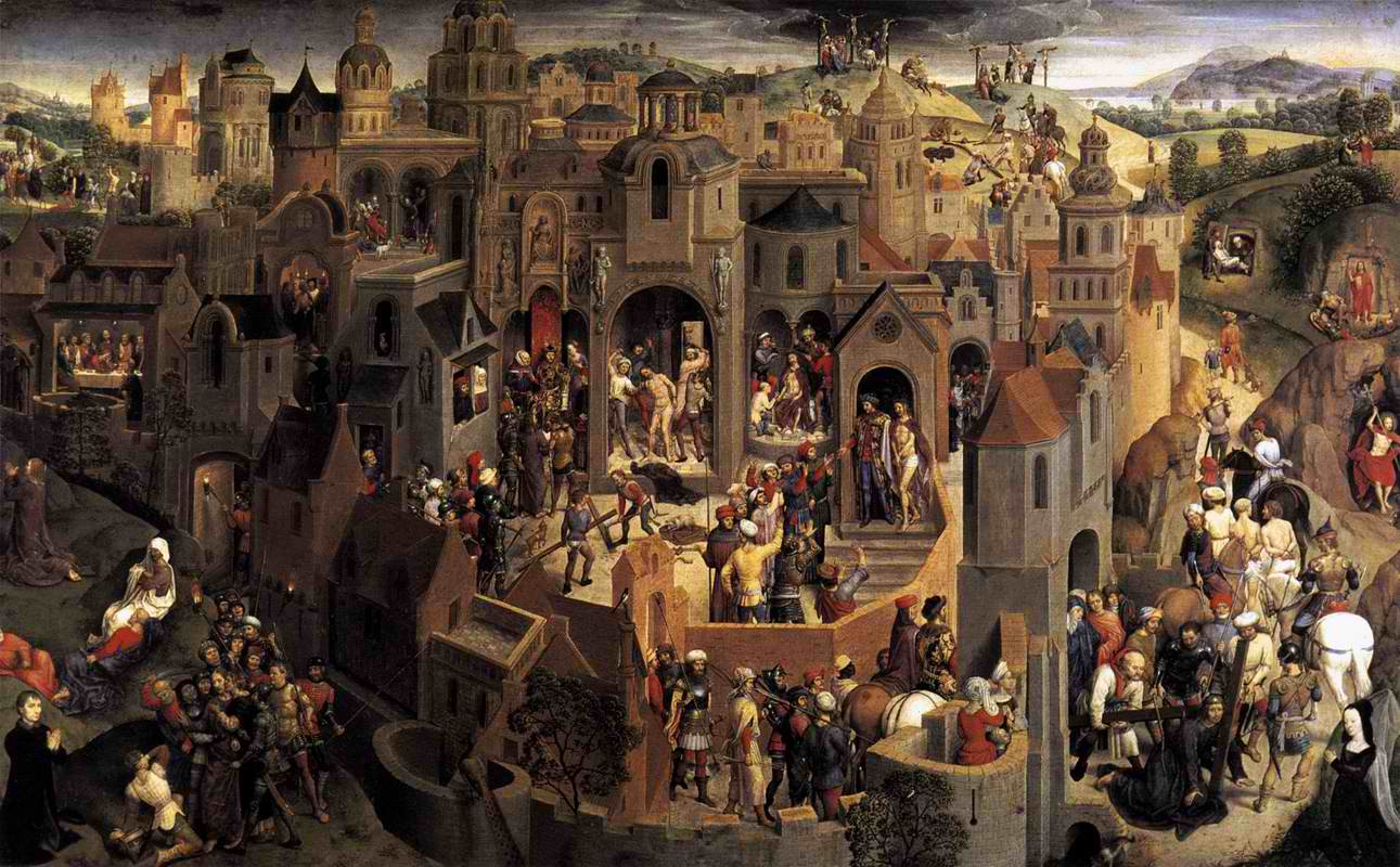 Hans Memling Scenes from the Passion of Christ
