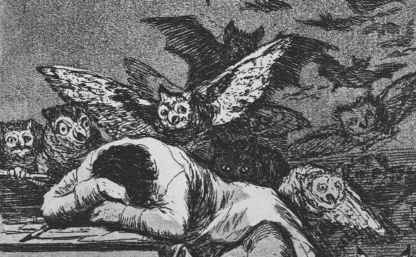 Goya+-+Caprichos+(43)+-+Sleep+of+Reason